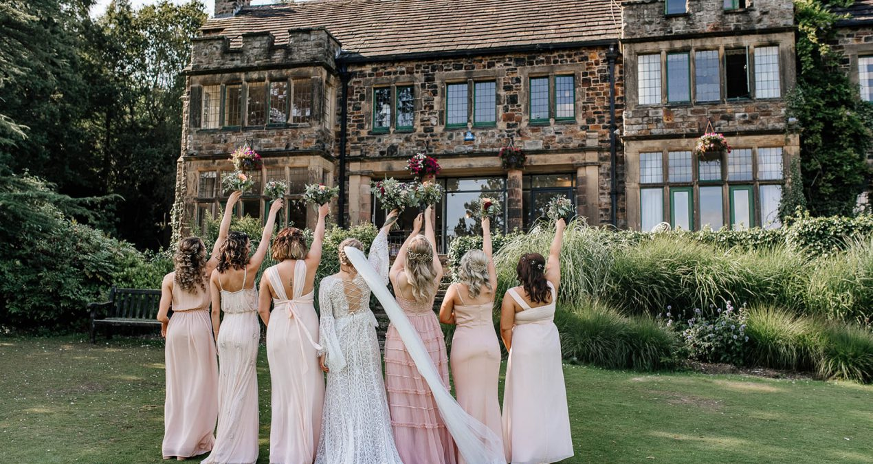 How to choose bridesmaids dresses?